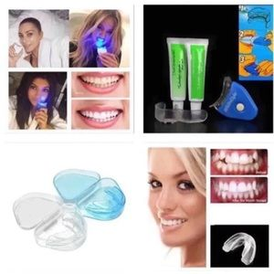 💙Teeth Straightening & Whitening Set💙